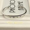 Love cuff bangle