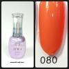 สีเจลทาเล็บ JIWA 18ml #080