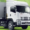 แผนผังวงจรไฟฟ้าทั้งคัน รถบรรทุก ISUZU F&G CNG (เครื่องยนต์ 6HF1 CNG)