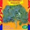 เมล็ดผักผักโขมต้นเขียว