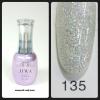 สีเจลทาเล็บ JIWA 18ml #135