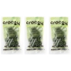 PET2GO ขนมขัดฟันสุนัข CROCGY รสคลอโรฟิลล์ 63g (3 ตัว/ชุด)