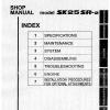 Kobelco Hydraulic Excavator SK25SR , SK30SR , SK35SR (ข้อมูลทั่วไป ค่าสเปคต่างๆ วงจรไฟฟ้า วงจรไฮดรอลิกส์)