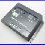 โซล่าชาร์จเจอร์ โซล่าคอนโทรลเลอร์ 30A 12V/24V Auto PWM Solar Charger Controller Battery charge regulator