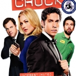 Chuck Season 4 / ชัค สายลับสมองล้น ปี 4 / 5 แผ่น DVD (บรรยายไทย)