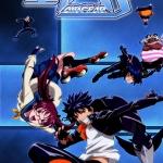 Air Gear / ขาคู่ทะลุฟ้า / 7 แผ่น DVD (พากย์ไทย+บรรยายไทย)