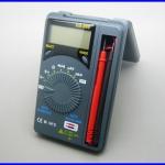 ดิจิตอล มัลติมิเตอร์ XB-866 LCD Digital Multimeter AC/DC OHM Voltmeter