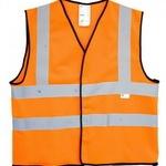 เสื้อสะท้อนแสง 3M-2925 สีส้มสะท้อนแสง # M