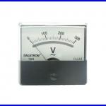 Panel Meter มิเตอร์ติดแผงหน้าปัทม์ 7203 AC300V