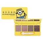 พร้อมส่ง(MISSHA X MINIONS Edition) Missha Eye Color Studio Mini 7.2g (14,800won) มี 2 ชุดสี