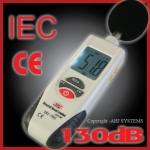 เครื่องวัดความดังเสียง เครื่องวัดเสียง PRO Digital Sound Meter Noise Level 30 ~ 130dB รุ่น AHJ-502 (From Australia)