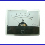 Panel Meter มิเตอร์ติดแผงหน้าปัทม์ PM-2 DC 1A
