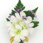 ช่อดอกไม้ติดเสื้อ รหัส 6040