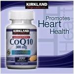 **หมดค่ะ** Kirkland Coenzyme Q10 300 mg. ขนาด 100 เม็ด รับประทานวันละ 1 เม็ดค่ะ