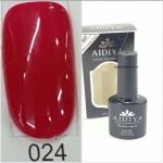 สีเจลทาเล็บ AIDIYA #024