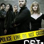 CSI: Vegas Season 8 / ไขคดีปริศนา เวกัส ปี 8 / 5 แผ่น DVD (พากษ์ไทย+บรรยายไทย)