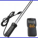 เครื่องวัดความชื้น วัดความชื้น ความชื้นในผลผลิตการเกษตร Digital Rice Corn Wheat Grain Moisture Temperature Meter Tester MD7822