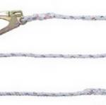 เชือกเซฟตี้ 1 เส้น 1 ตะขอใหญ่ Yamada R718 (Rope Lanyard with Big Hook )