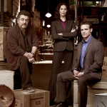 Warehouse 13 Season 1 / หน่วยลับคลังพิศวง ปี 1 / 3 แผ่น DVD (บรรยายไทย)