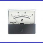Panel Meter มิเตอร์ติดแผงหน้าปัทม์ 7206 DC30V