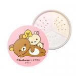 (A'PIEU X RILAKKUMA ) A'PIEU Triple Correcting Powder (9,000 won) แป้งฝุ่นควบคุมความมัน ปรับ 3 โทนสี ออร่า ใส เนียน