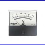 Panel Meter มิเตอร์ติดแผงหน้าปัทม์ 7203 DC50V