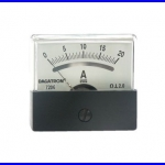 Panel Meter มิเตอร์ติดแผงหน้าปัทม์ 7206 DC20A