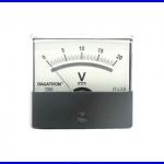 Panel Meter มิเตอร์ติดแผงหน้าปัทม์ 7203 DC20V
