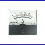 Panel Meter มิเตอร์ติดแผงหน้าปัทม์ 7203 DC1A