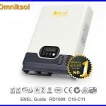 อินเวอร์เตอร์ โซล่าเซลล์ Solar Inverter Omniksol-1.5k-TL PV-Generate Power 1750W เทคโนโลยีจากประเทศเยอรมนี (สินค้า Pre-Order)