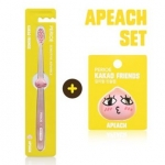 THE FACE SHOP KAKAO FRIENDS Toothbrushes cap + Toothbrush