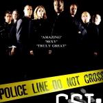 CSI: Vegas Season 5 / ไขคดีปริศนา เวกัส ปี 5 / 7 แผ่น DVD (พากษ์ไทย+บรรยายไทย)