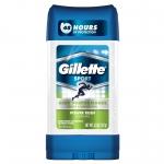 *หมดค่ะ*Gillette clear gel กลิ่น power rush ขนาด 3.8 oz.(107 g.)