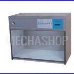 ตู้ตรวจเช็คสี เครื่องตรวจสี เครื่องเช็คสี Color Matching Cabinet colour assessment box American style light sources: D65 TL84 UV A CWF 71*42*57cm (Make to order 2week)