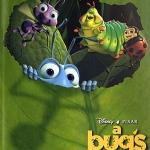 A Bug's Life / ตัวบั๊ก..หัวใจไม่บั๊ก / 1 แผ่น DVD (พากย์ไทย+บรรยายไทย)