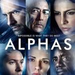 Alphas Season 1 / อัลฟา ทีมเหนือมนุษย์ ปี 1 / 3 แผ่น DVD (บรรยายไทย)