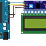 สอนใช้งาน จอ LCD IIC/I2C Interface ด้วย Arduino