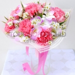 ช่อดอกไม้ Little Pink รหัส 1041