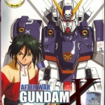 After War Gundam X / กันดั้ม เอ๊กซ์ / 3 แผ่น V2D (พากย์ไทย)