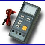เมกกะโอห์มมิเตอร์ Megohmmeter Insulation Resistance Tester Meter Megger VC60B Megohm 9V DC1000V, VC60B