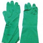 ถุงมือกันสารเคมี ถุงมือยางไนไตร