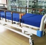 Review เตียงผู้ป่วย ปรับระดับด้วยไฟฟ้า 3 ไกร ปรับ 3 รูปแบบ E301F
