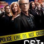 CSI: Vegas Season 12 / ไขคดีปริศนา เวกัส ปี 12 / 6 แผ่น DVD (พากษ์ไทย+บรรยายไทย)