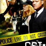 CSI: Vegas Season 11 / ไขคดีปริศนา เวกัส ปี 11 / 6 แผ่น DVD (พากษ์ไทย+บรรยายไทย)