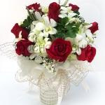 ช่อดอกไม้ Hug & Me รหัส 1002