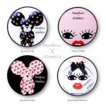 BANILA CO x IPHORIA CC Cover Cushion SPF50+PA+++ (35,000won)