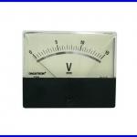 Panel Meter มิเตอร์ติดแผงหน้าปัทม์ 7206 DC15V