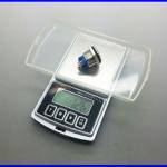 เครื่องชั่งดิจิตอล+นับจำนวนได้ เครื่องชั่งพกพา Pocket Scale500g/0.1g Grade A รับประกันความแม่นยำ เที่ยงตรง