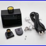 มิเตอร์วัดกำลังไฟฟ้าดิจิตอล เครื่องวัดหน่วยประหยัดพลังงาน LPT200 LED Lamp parameters tester is used 3.2 inches TFT LCD