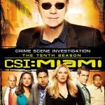 CSI: Miami Season 10 / ไขคดีปริศนาไมอามี่ ปี 10 / 6 แผ่น DVD (พากษ์ไทย+บรรยายไทย)